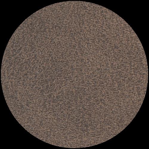 Lederen stoelkleur bruin