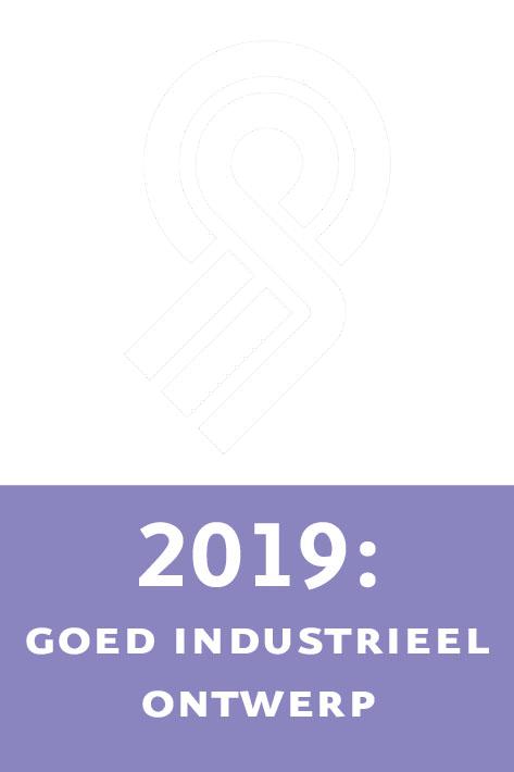 Goed Industrieel Ontwerp 2019 prijs logo